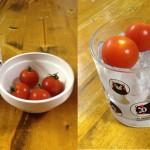 変わった焼酎の飲み方 ~焼酎のトマト割り~