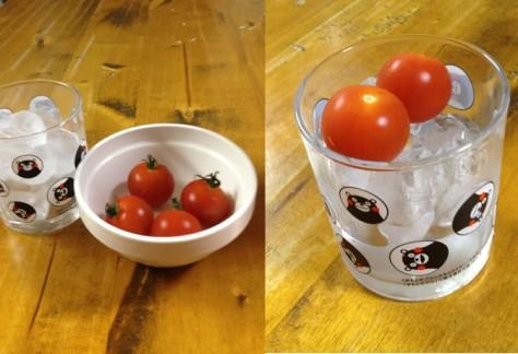 焼酎トマト割り