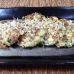 豆腐餃子お焼き風