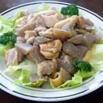 鶏モモ肉のヘルシー味噌焼き