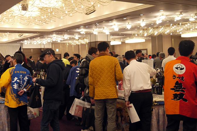 第14回本格焼酎&泡盛試飲フェスタin大阪が開催されました