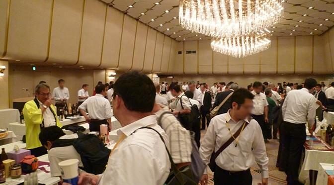 「第15回本格焼酎・泡盛&地酒試飲フェスタin東京」開催いたしました!