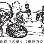 本格焼酎の歴史~江戸から明治~