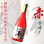 鹿児島県 東酒造より、数量限定「赤 薩摩の風」6月中旬発売!