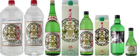 宮崎県 神楽酒造より、そば焼酎...