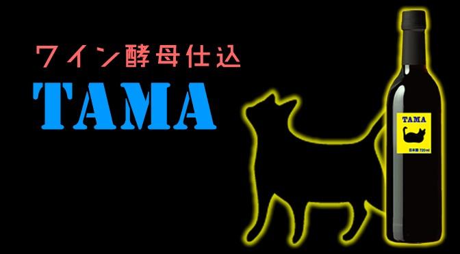 京都府 玉乃光酒造より、「玉乃光 純米吟醸 TAMA」発売